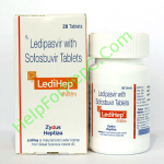 Ledihep ledipasvir sofosbuvir helpforhepc.com