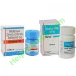 MyDekla MyHep sofosbuvir 400 daclatasvir 60 helpdforhepc.com