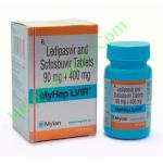 MyHep LVIR ledipasvir sofosbuvir helpforhepc.com