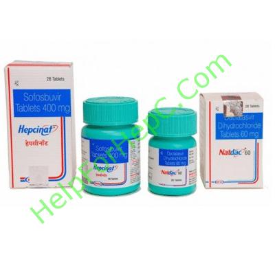 hepcinat natdac sofosbuvir 400 daclatasvir 60 helpforhepc.com